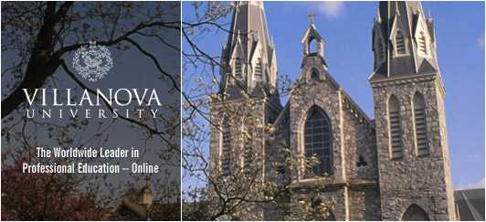 Villanova University | The Worldwide Leader in Professional Education - Online
